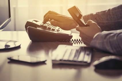 office phone equipment