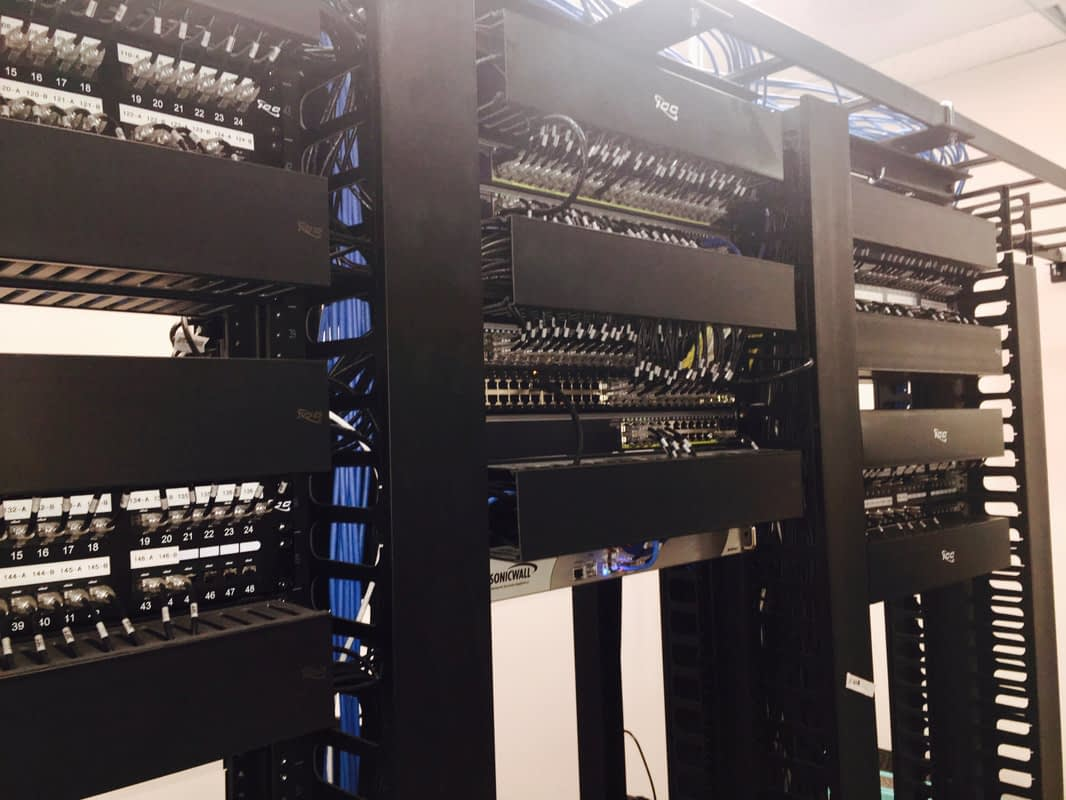 Commercial Network Cabling & Wiring